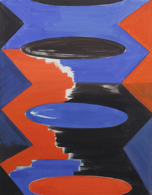 Le Rouge et le bleu, 2016